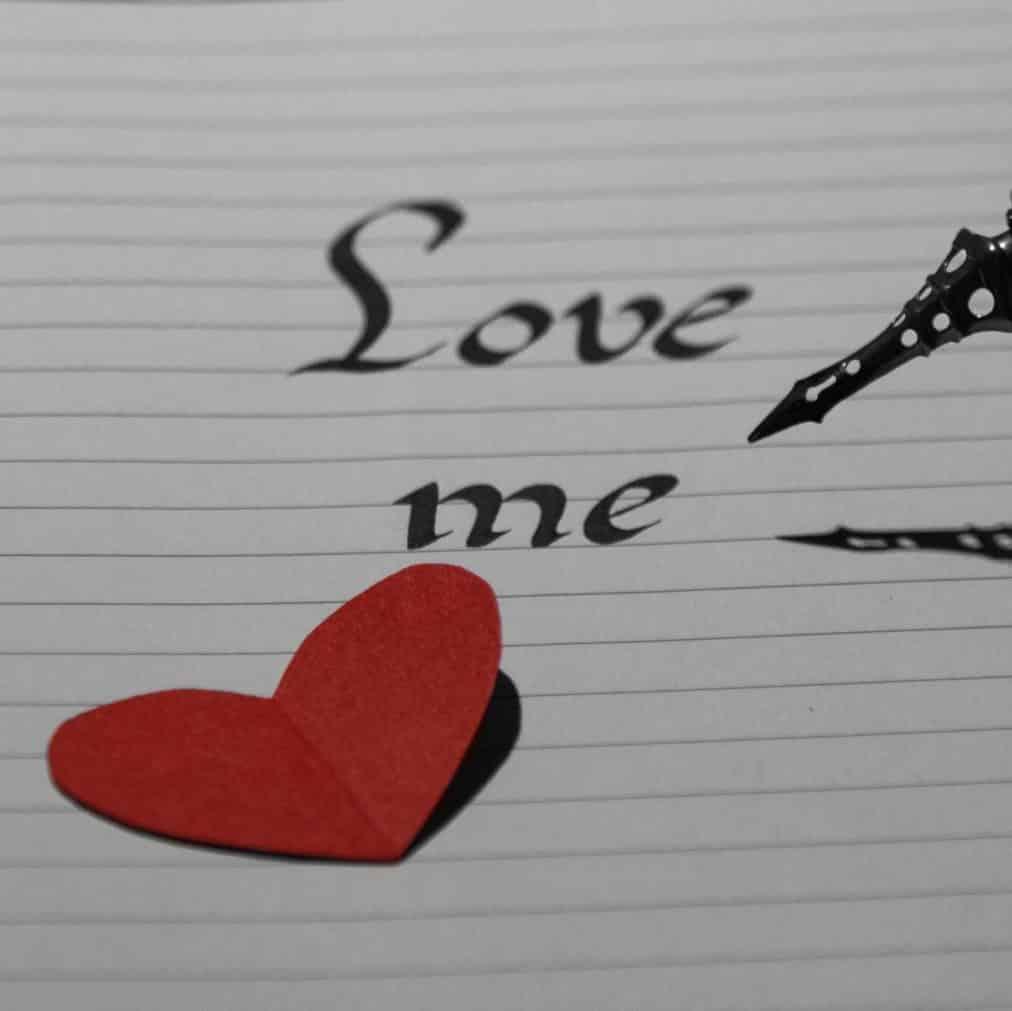 Happy Valentines Day Love PAIRFUM