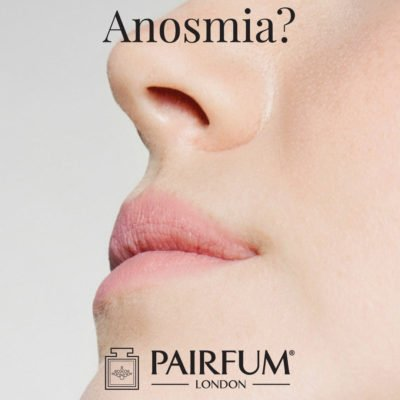Women Anosmia Nose Fragrance Lips