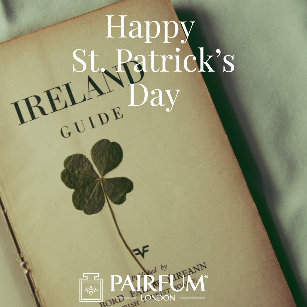Perfume Green Happy St Patricks Day Ireland Guide