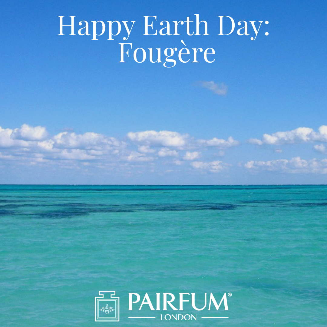 Happy Earth Day Fougere Fragrance Accord