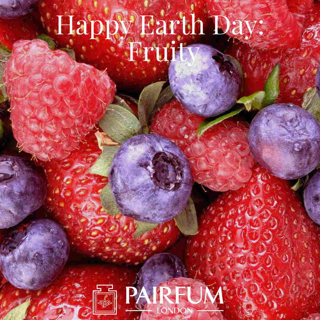 Happy Earth Day Strawberry Blackcurrent Scent