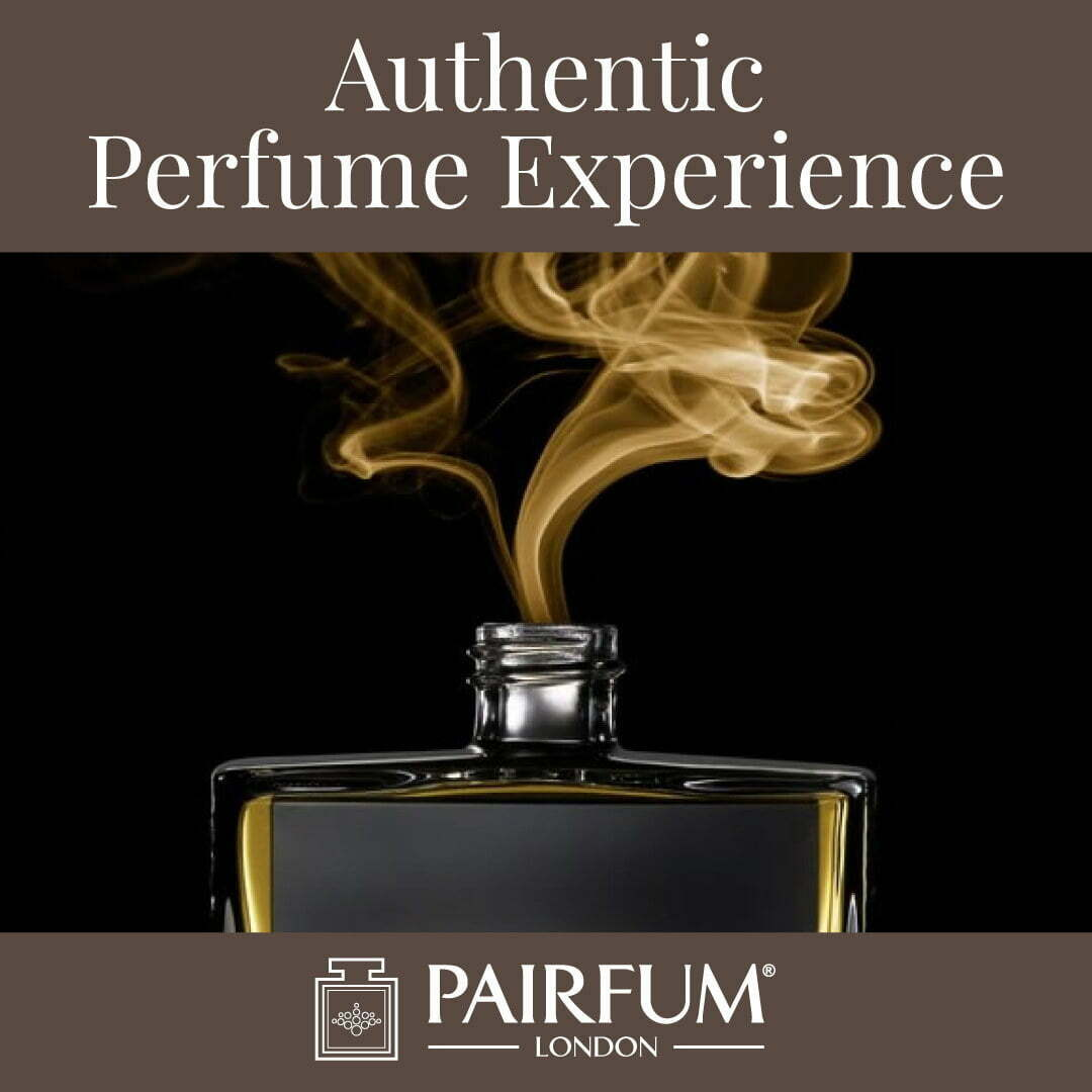 Authentic Fragrance Experience Bottle