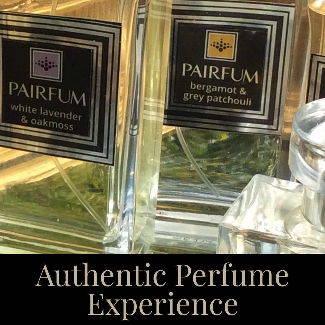 Pairfum London Bottle Authentic Fragrance Experience