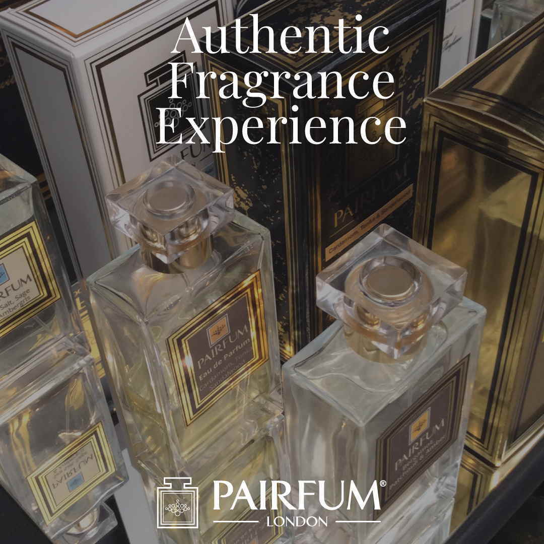 Pairfum London Spray Authentic Fragrance Experience