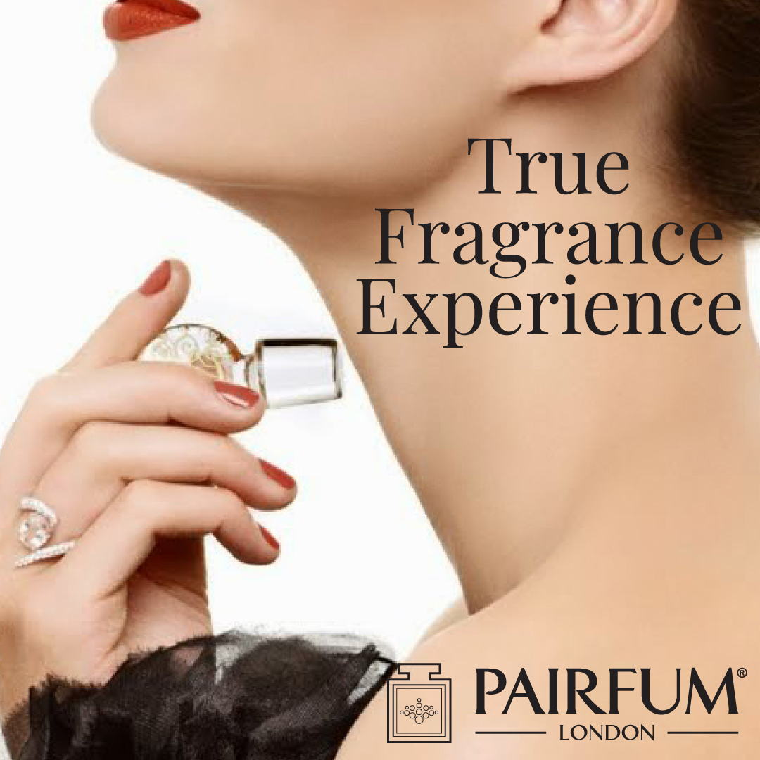 Woman Oil True Fragrance Experience PAIRFUM London's Niche Eau de Parfums
