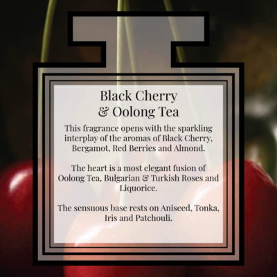 Pairfum Fragrance Black Cherry Oolong Teai Description
