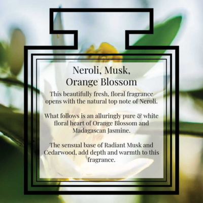Pairfum Fragrance Neroli Musk Orange Blossom Description