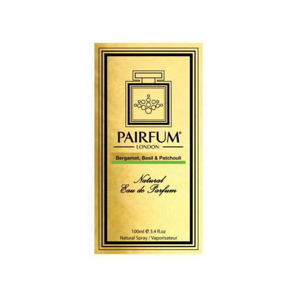 Pairfum Eau De Parfum Intense Bergamot Basil Patchouli Carton