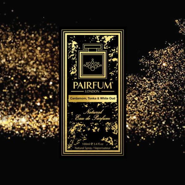 Pairfum Eau De Parfum Intense Cardamom Tonka White Oud Carton Stardust