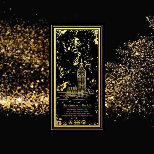 Pairfum Eau De Parfum Intense Carton Noir Back Stardust