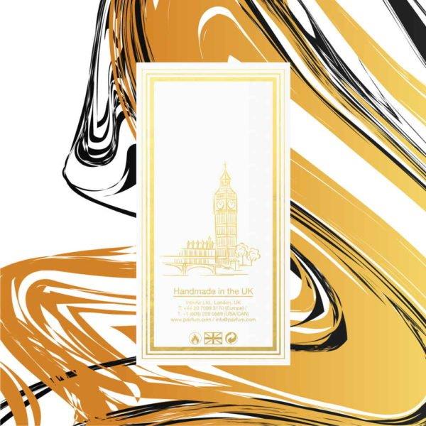 Pairfum Eau De Parfum Intense Carton Pure Back Swirl