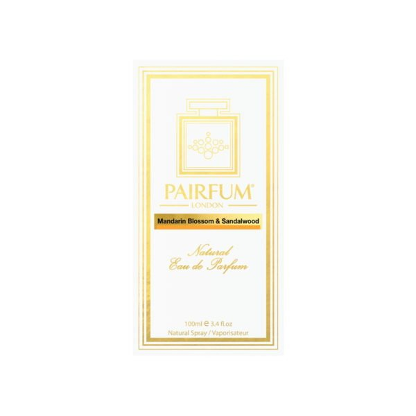 Pairfum Eau De Parfum Intense Mandarin Blossom Sandalwood Carton