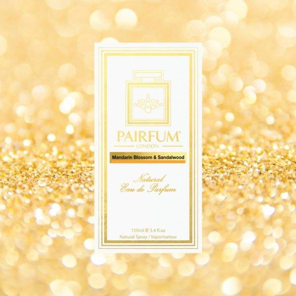 Pairfum Eau De Parfum Intense Mandarin Blossom Sandalwood Carton Goldgrain