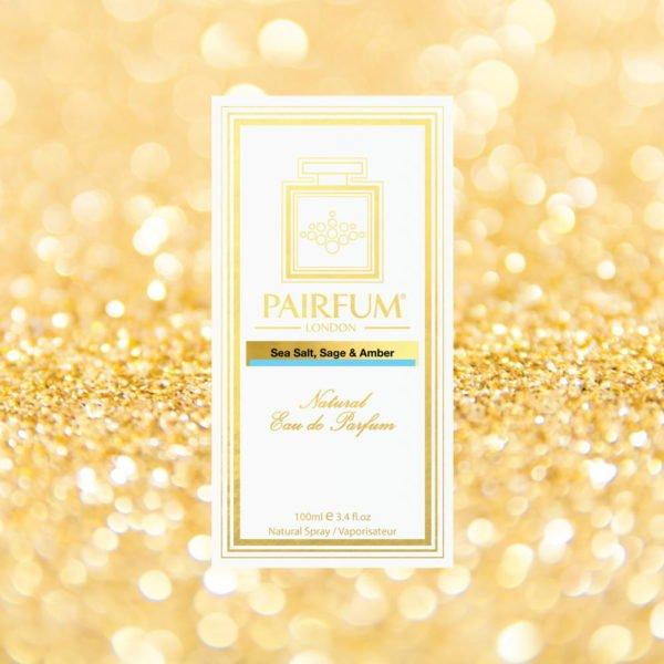 Pairfum Eau De Parfum Intense Sea Salt Sage Amber Carton Goldgrain