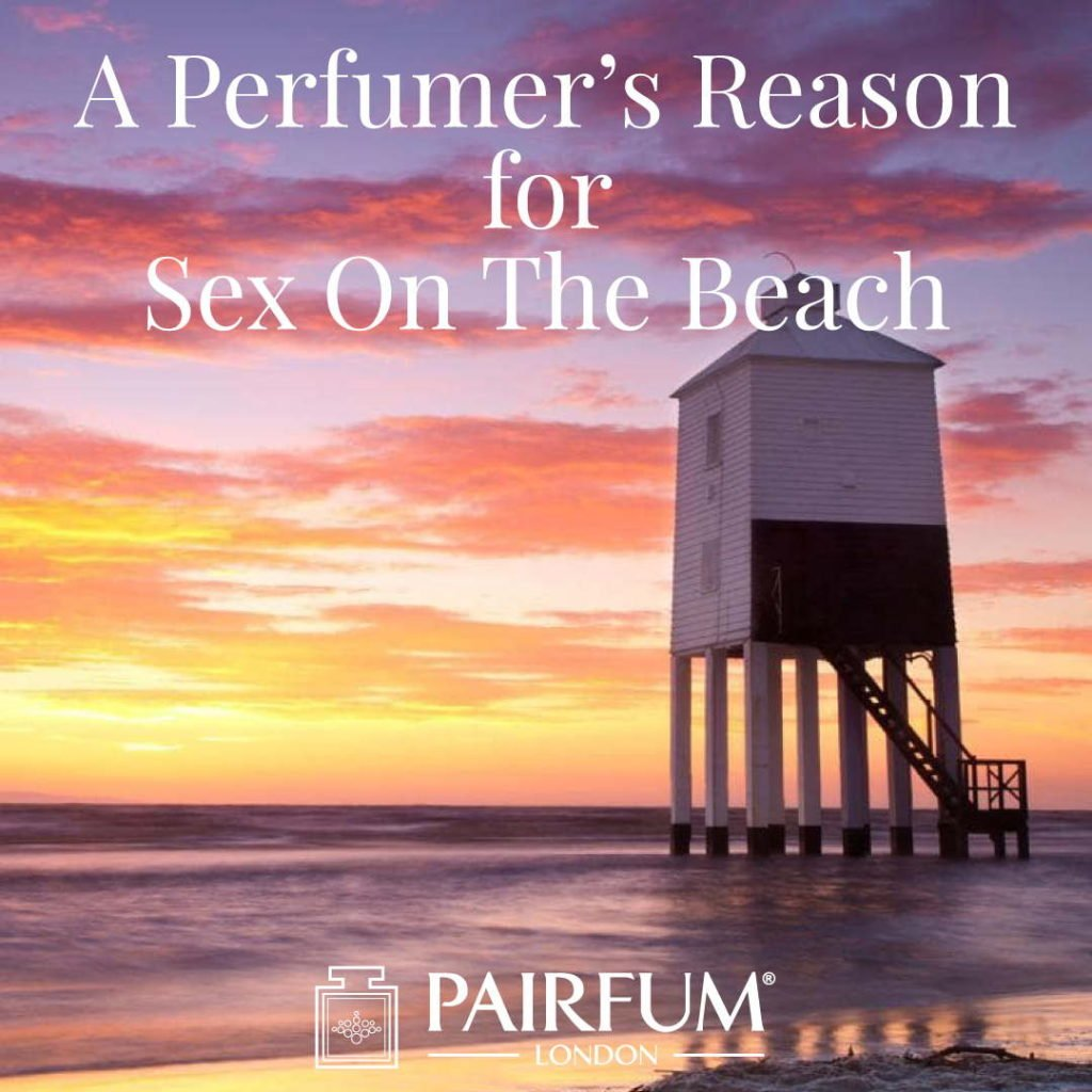 Seaside Fragrance Sex On The Beach Sunset Perfumer Reason