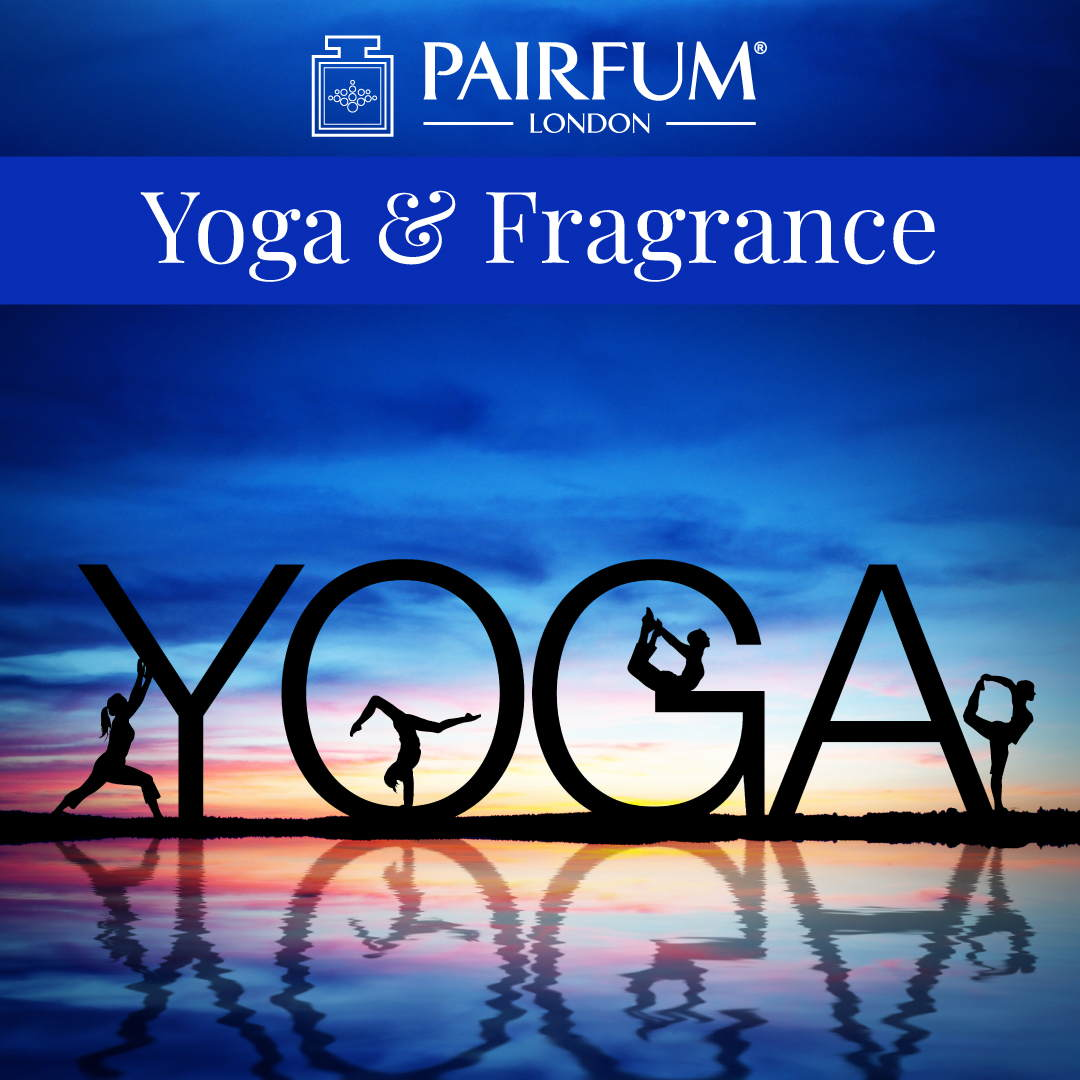 Yoga Benefits Fragrance Memory Graphic