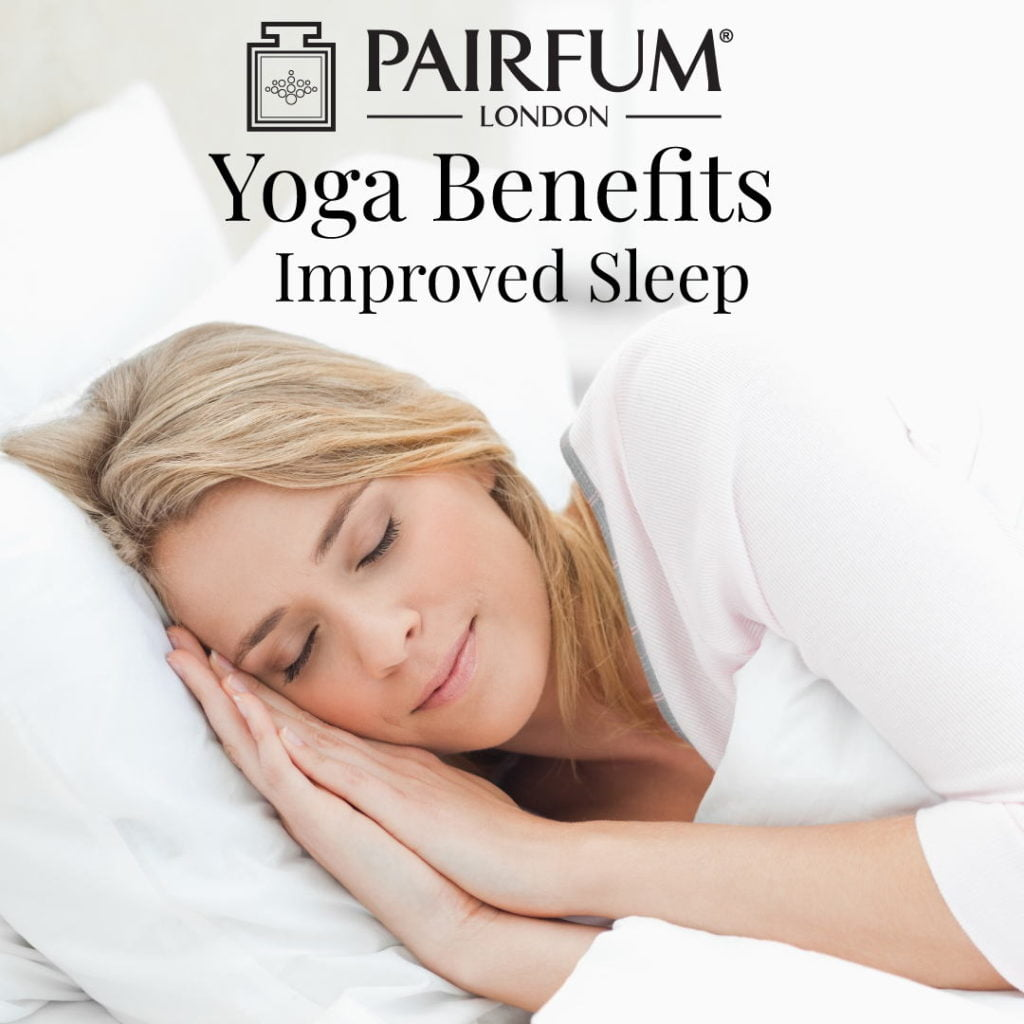 Yoga Benefits Woman Improve Sleep Heal