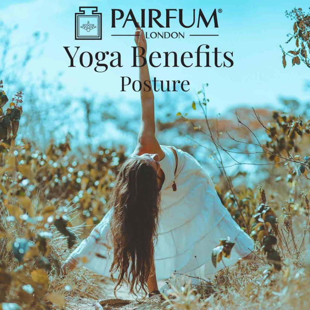 Yoga Benefits Woman Pose Posture Stress Anxiety