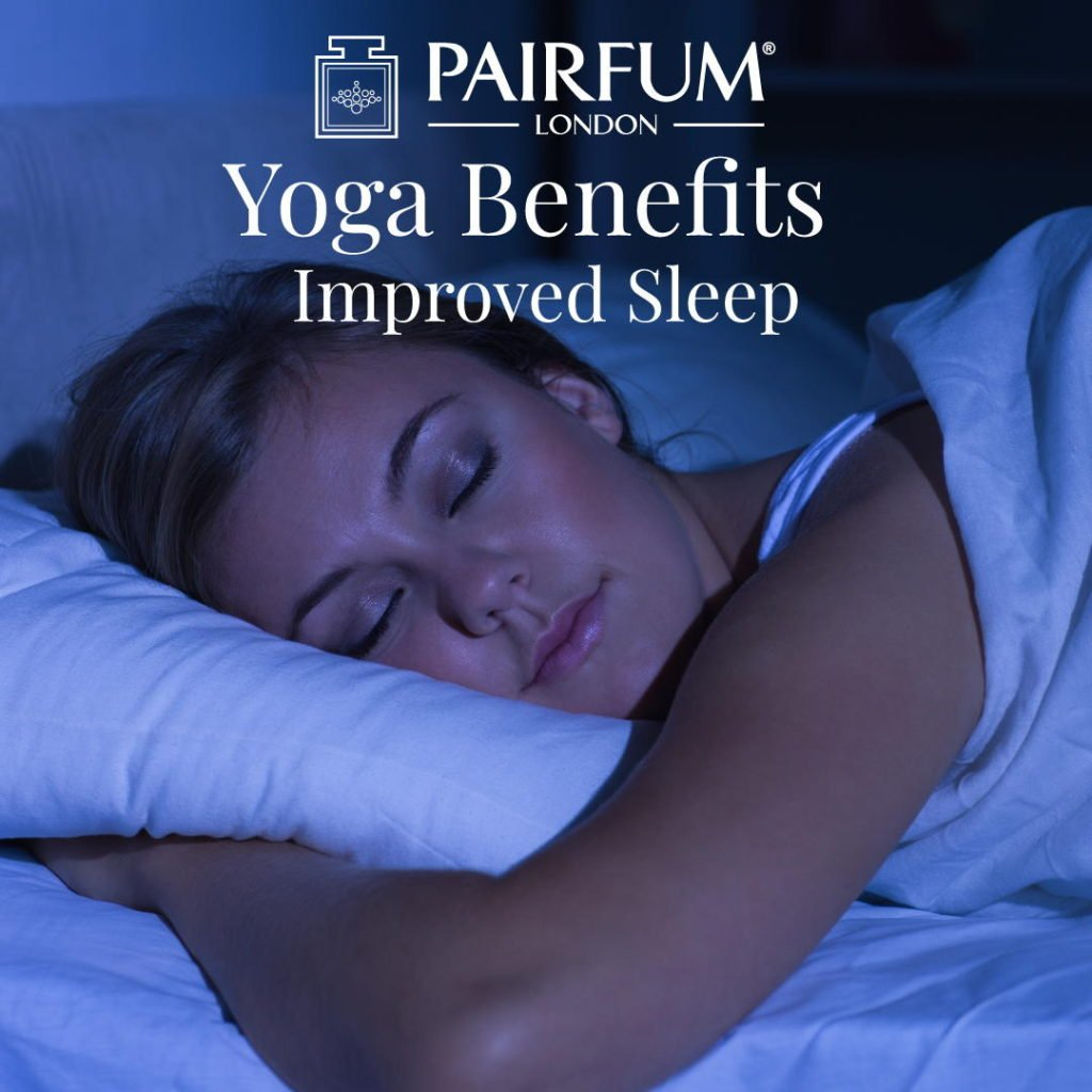 Yoga Benefits Woman Sleep Stress Anxiety