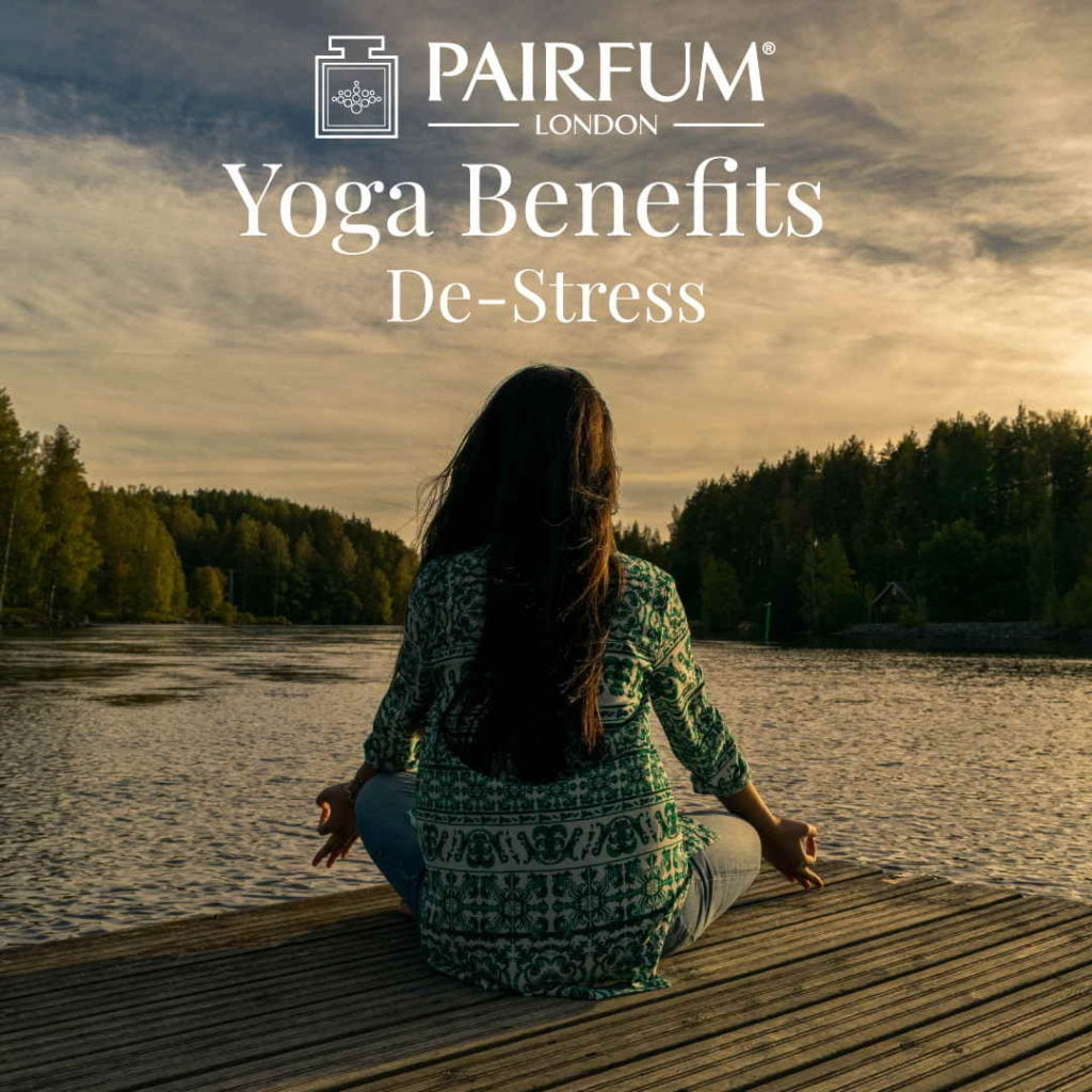 Yoga Benefits De Stress Lake Sunset Water Clean Air