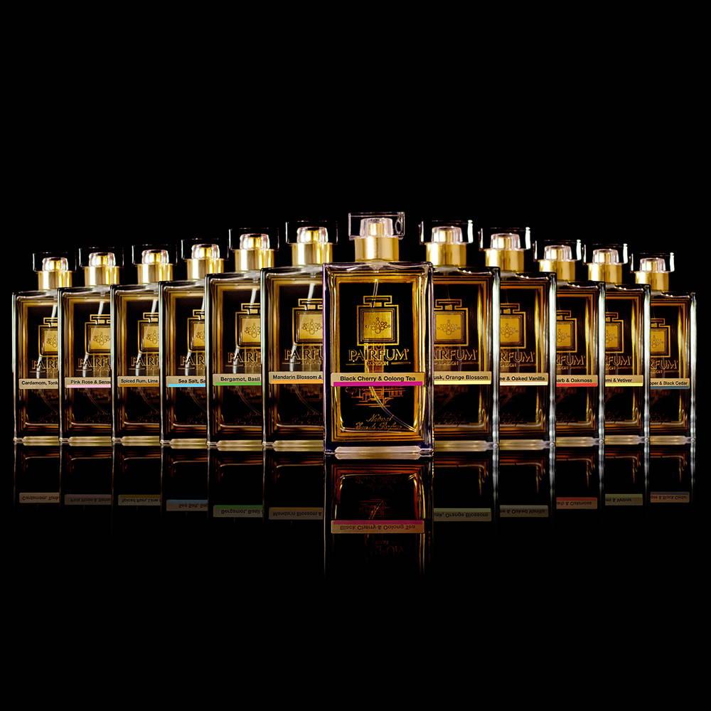 12 Pairfum Eau De Parfum Bottle Niche Collection