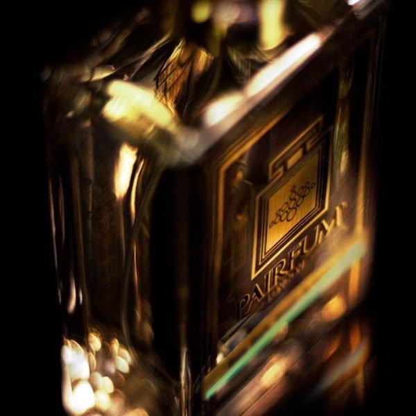 Eau De Parfum Bergamot Basil Patchouli Pairfum