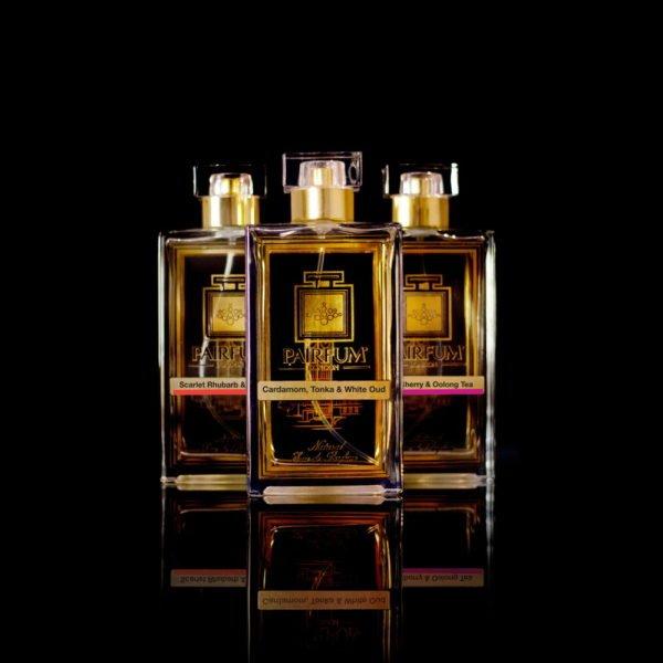 Eau De Parfum Noir Three Pairfum Cardamom Tonka White Oud