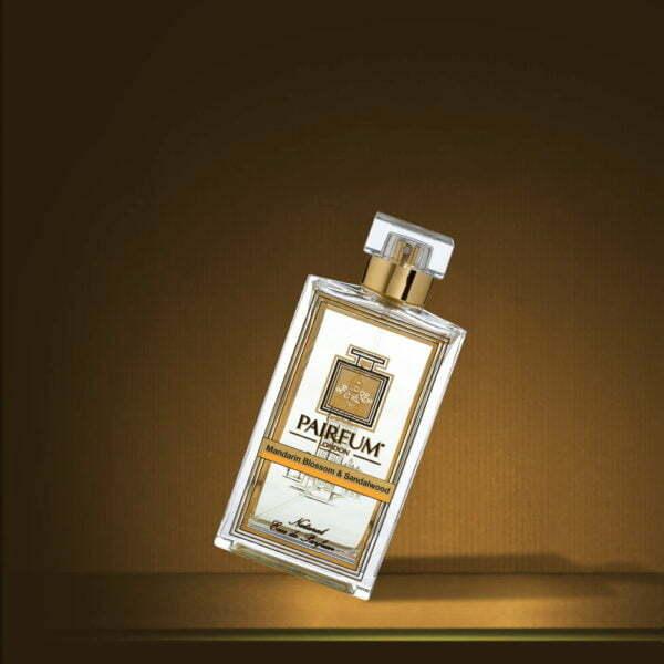 Eau De Parfum Tilt Bottle Mandarin Blossom Sandalwood