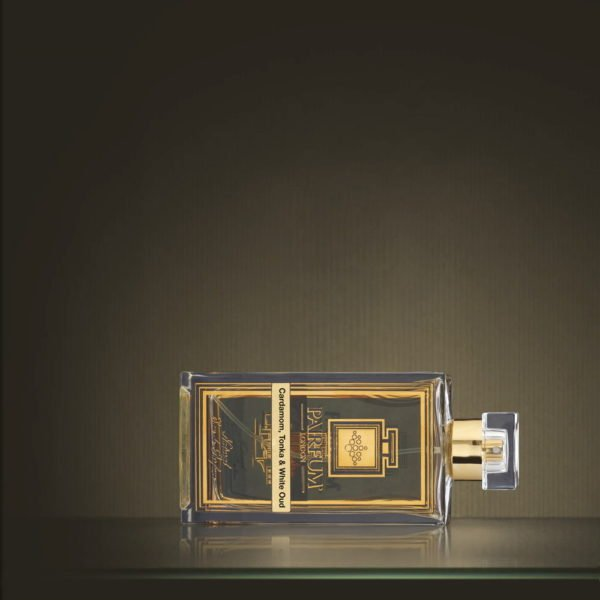 Eau De Parfum Side Bottle Cardamom Tonka White Oud