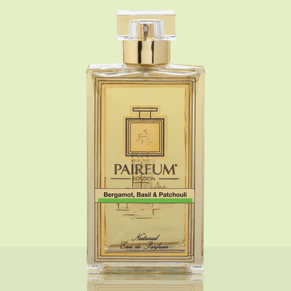 perfumes for women with patchoulily and bergamot