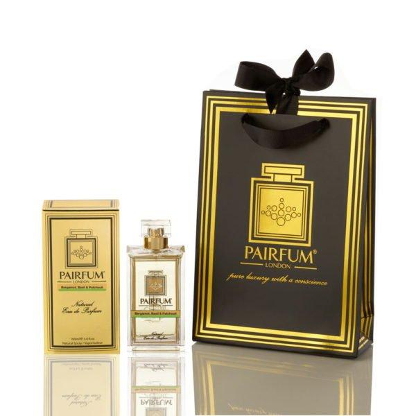 Pairfum Eau De Parfum Gold Giftbag Bergamo Basil Patchouli