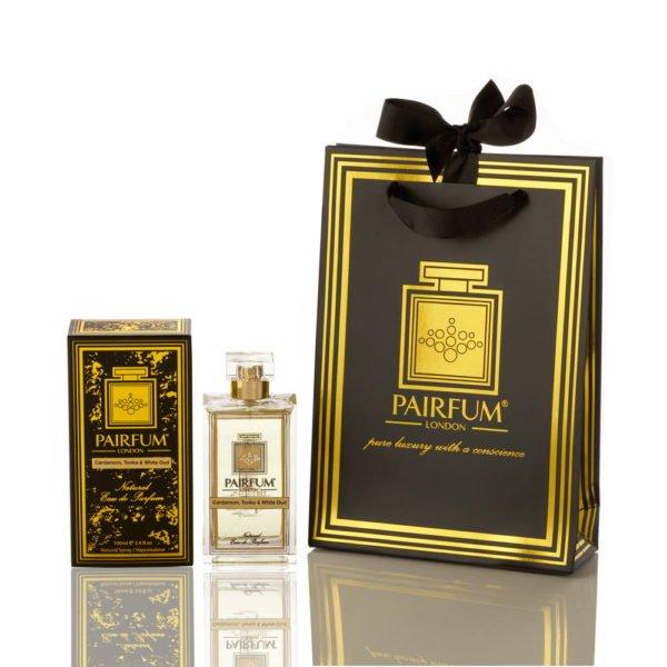 Pairfum Eau De Parfum Noir Giftbag Cardamom Tonka White Oud