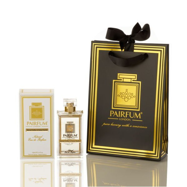 Pairfum Eau De Parfum Pure Giftbag Spiced Coffee Oaked Vanilla