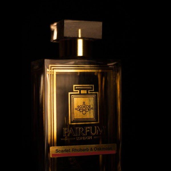 Pairfum Eau De Parfum Scarlet Rhubarb Oakmoss Side