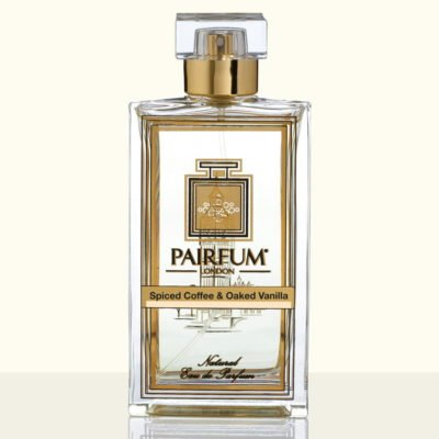 Pure Eau De Parfum Bottle Spiced Coffee Oaked Vanilla