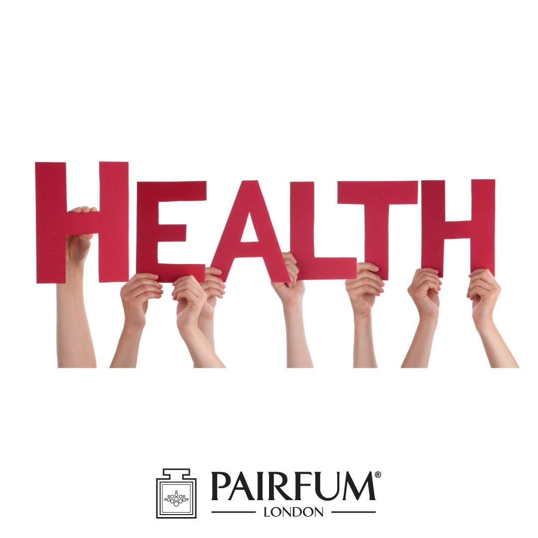 Be Safe Pairfum Coronavirus Health