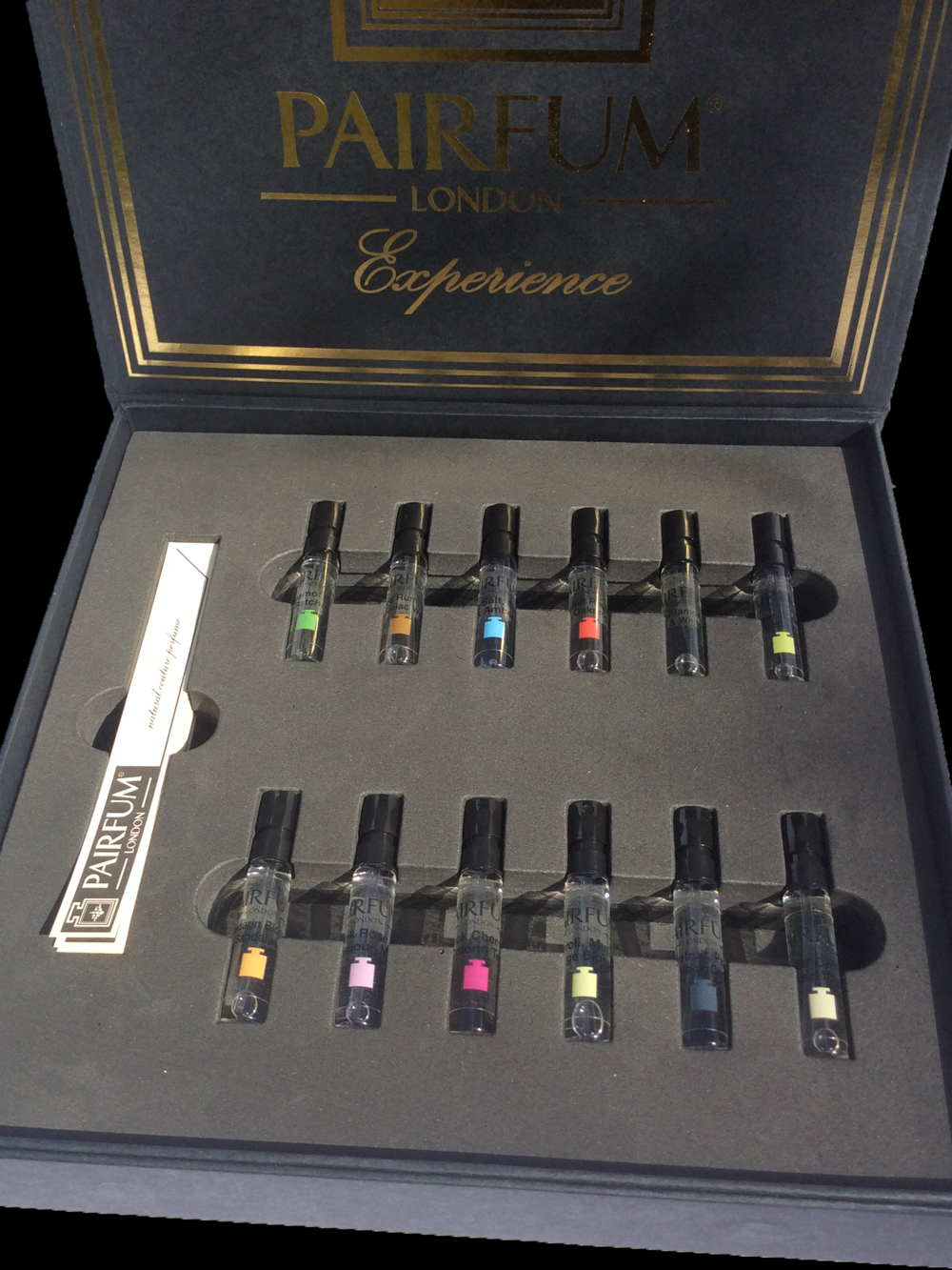 Pairfum Collection Niche Perfume Experience Fragrance Library 40 Portrait