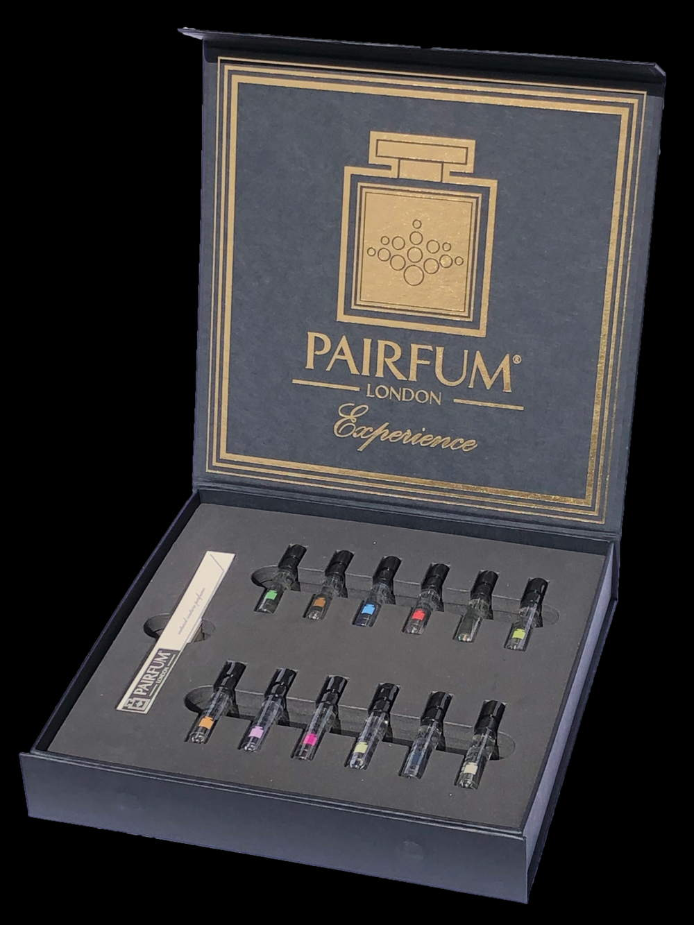 Pairfum Collection Niche Perfume Experience Fragrance Library 49 Portrait