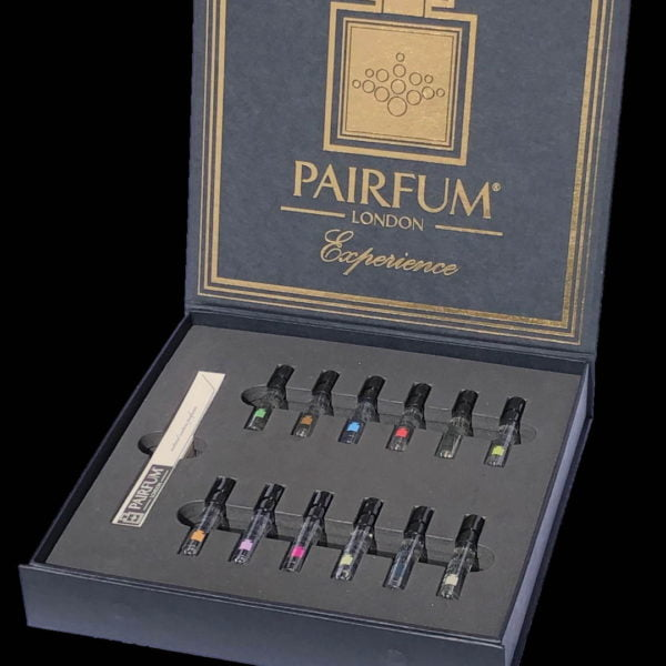 Pairfum Collection Niche Perfume Experience Fragrance Library 49 Square