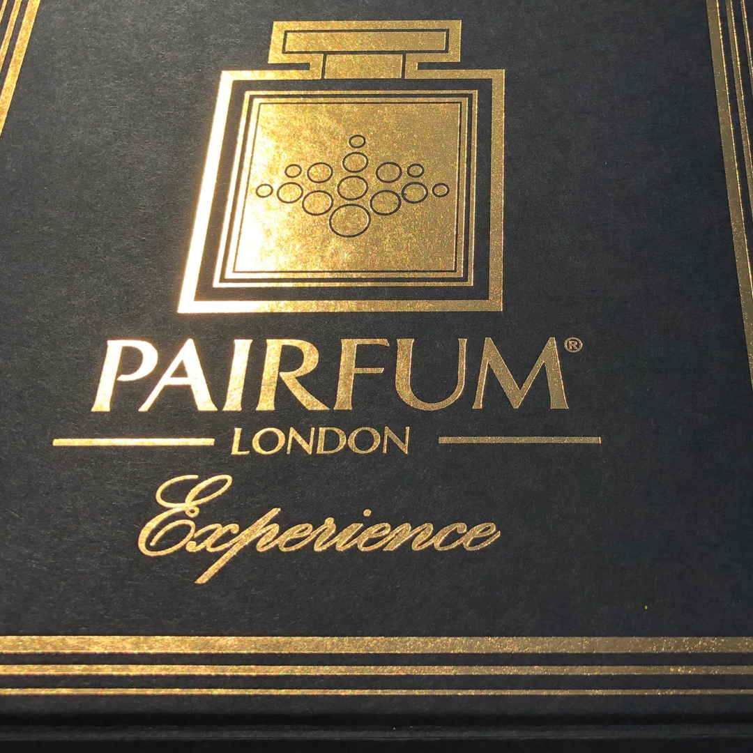 Pairfum Collection Niche Perfume Experience Fragrance Library 86 Square