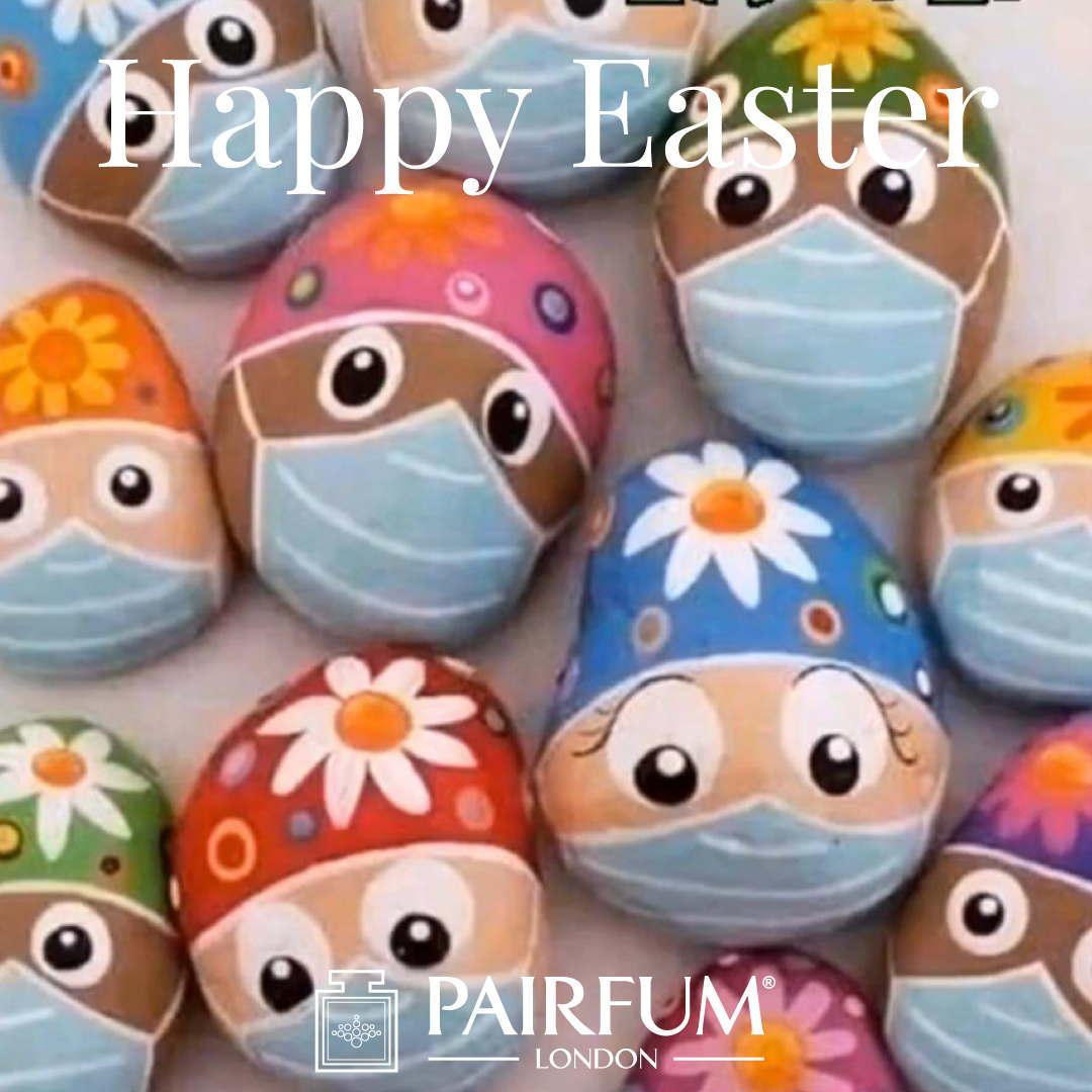 Pairfum London Niche Perfumery House Happy Easter 2020
