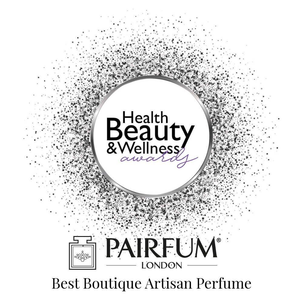 2020 Health Beauty Wellness Awards Logo LUX Life Magazine