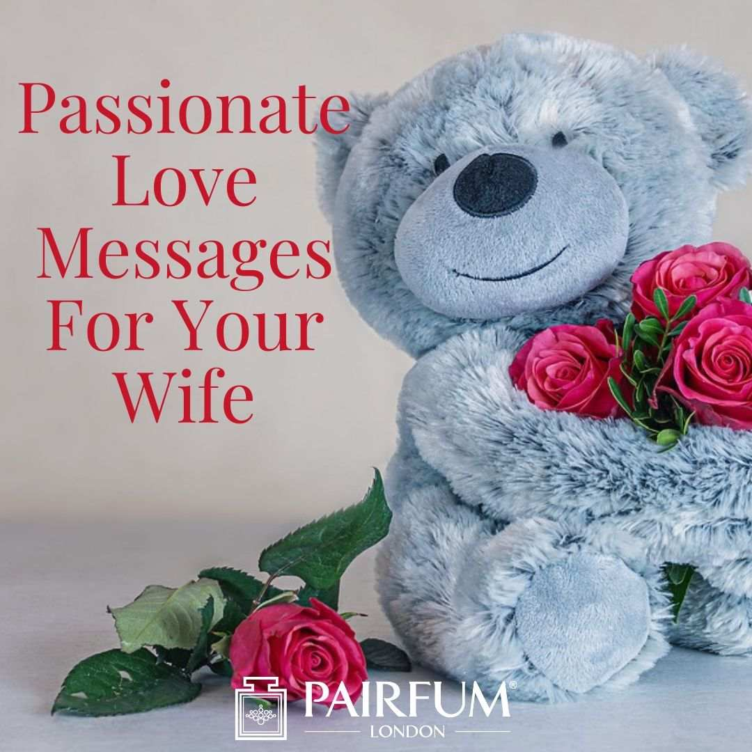 Passionate Love Messages