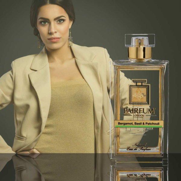 Eau De Parfum Person Reflection Bergamot Basil Patchouli 1 1
