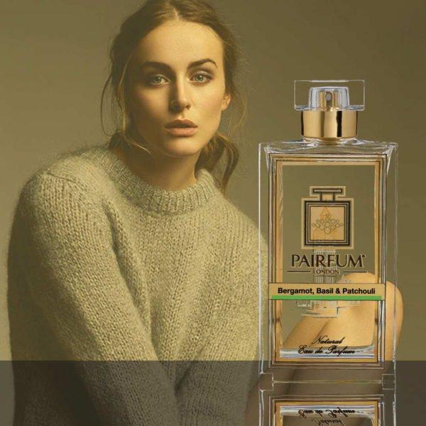 Eau De Parfum Person Reflection Bergamot Basil Patchouli Woman Green 1 1