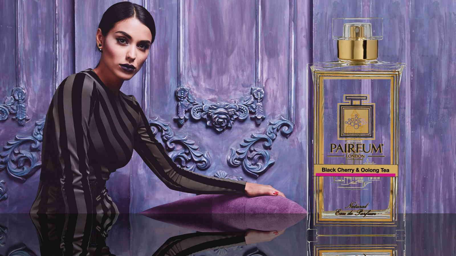 Eau De Parfum Person Reflection Black Cherry Oolong Tea Woman 16 9