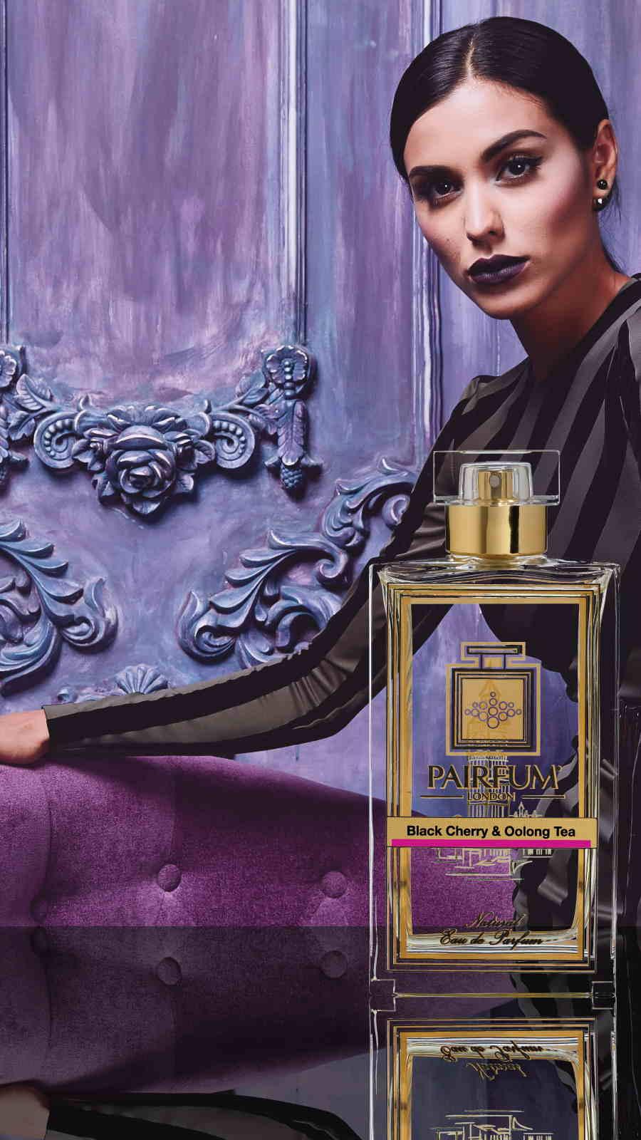 Eau De Parfum Person Reflection Black Cherry Oolong Tea Woman 9 16