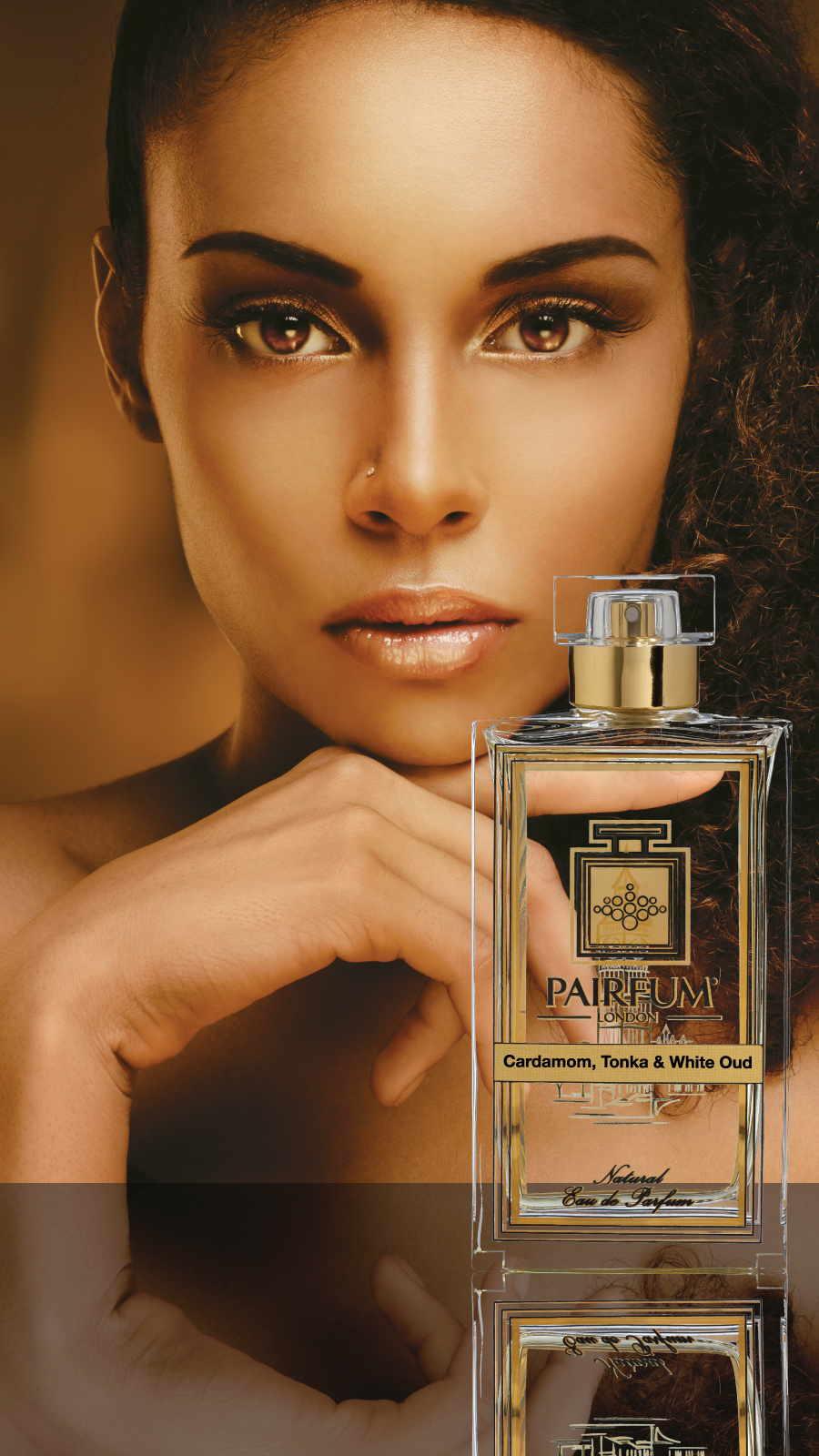 Eau De Parfum Person Reflection Cardamom Tonka White Oud Woman 9 16