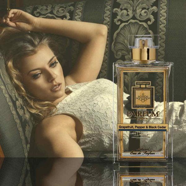 Eau De Parfum Person Reflection Grapefruit Pepper Black Cedar 1 1