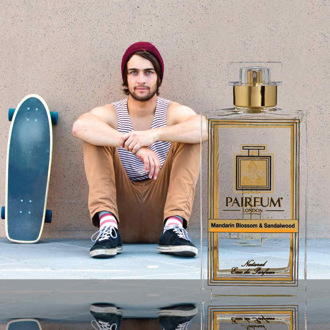 Eau De Parfum Person Reflection Mandarin Blossom Sandalwood Scateboard 1 1